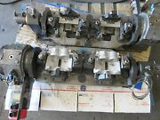 Chiron Werke Fz22-w Mill Peiseler Rotary Table Grt 160 Awu 160 Tailstock Indexer