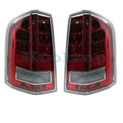 11-13 300 Base/limited Taillight Taillamp Rear Brake Light Tail Lamp Set Pair