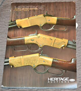 Heritage Arms And Armor – Lemat Colt Bowie Knife Gatling Gun Henry Lever Action Ri