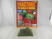 Hachette No.6 Deutz D35 S 1963 In Green Tractors And The World Of Farming