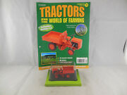Hachette No.79 1954 Benetulliere Multiplex 412 Tractors And The World Of Farming