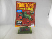Hachette No.14 1958 Fendt F24l In Green Tractors And The World Of Farming