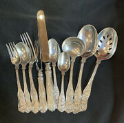 And Co Olympian Sterling Silver Flatware 24 Piece Set No Monogram