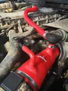 Land Rover Discovery 2 Td5 Turbo To Air Box Oil Breather Silicone Boost Hose Kit