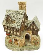 David Winter The Bakehouse 1983 Cottage Hand Made And Painted Great Britain