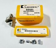Kennametal 20mm Boring Head And Cpmt 32.51 K68 Carbide Inserts A248