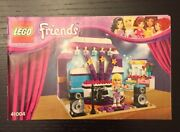 Lego 41004 Rehearsal Stage - 100 Complete With Instruction Booklet And Box