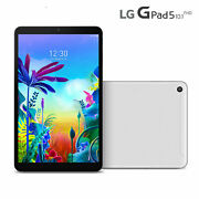 Lg G Pad 5 10.1 Tablet Pc 32gb Android 9.0 Unlocked Wifi Lte Lm-t605 Lm-t600