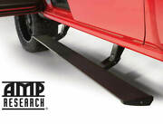 Amp Research 76235-01a Powerstep Running Boards 2017-2019 Ford F250 F350 F450