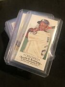 18 2009 Allen And Ginter No Number Lot Mini Cards All /50 Rare Beltre Etc