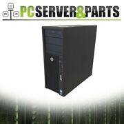 Hp Z420 Pc 8-core 2.60ghz E5-2670 Windows 10 Pro Wholesale Custom To Order