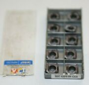 Sekt 43afr Hm Ic928 Iscar 10 Inserts Factory Pack