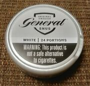 60 General Snus Empty Containers For Crafting And Storage Free Ship