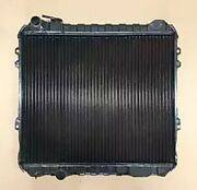 Copper And Steel Radiator For Toyota Hilux Hero Ln50/ Ln56/ln65/rn50 1984-1990