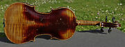 Old German- Bohemian Violin-listen To Video Stainer Model Circa 1900
