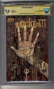 Locke And Key Alpha 2 Kaluta Cover - Cbcs 9.6 White Pages Ss Gabriel Rodriguez