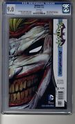 Batman 2011 13 - Cgc 9.0 White Pages - Death Of The Family - Die Cut Cover