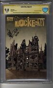 Locke And Key Alpha 2 Cbcs 9.8 White Pages Ss Gabriel Rodriguez