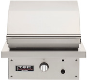 Tec 26 Built-in Patio Infrared Gas Grill With High Heat Stainless Steel Burner