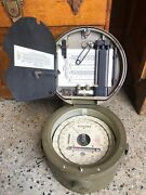 Vintage Us Military Wallace And Tiernan Fa199032 Portable Altimeter