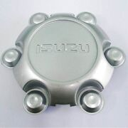 New 1pc Cup Wheel Center Caps Cover Hub Silver For Isuzu Dmax All New D-max