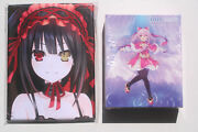 Date A Live Rio Reincarnation Limited Edition Box W/ Body Pillow Case No Game