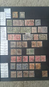 German Stamp Lot Collection In Lighthouse Album 2000+ Stamps