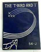 1956 Us Air Force Big Spring Texas Pilot Training Class 56j Yearbook