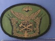 Rok Army Special Force Airborne Training Group /1st Gen Subdued Vintage Rare