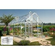 Palram Snap And Grow - Multiple Sizes - Silver - Walk-in Greenhouse