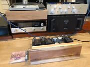 Mcintosh Ma-230 1963-1966 - Awesome Vintage Vacuum Tube Amplifier Read As Is