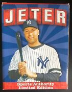 2006 Limited Edition Derek Jeter Sports Authority Figurine Yankee Give Away