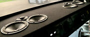 4 Focal Utopia 6.5 Shielded Cone Car Or Home Mid Midbass Midrange Speakers Used