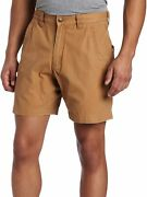 Mountain Khakis Menand039s Alpine Utility Short Relaxed Fit