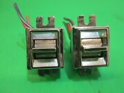1976 1977 1978 1979 Cadillac Seville Oem Power Window Switch 5719252 Pair