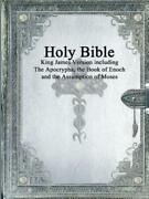 Holy Bible King James Version With The Apocrypha, The Book Of Enoch And Th...