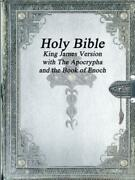 Holy Bible King James Version With The Apocrypha And The Book Of Enoch