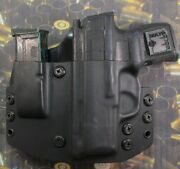 Hunt Ready Holsters Sig P365 Left Hand Owb Holster With Extra Mag Carrier