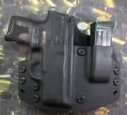 Hunt Ready Holsters Sig P365 Owb Holster With Extra Mag Carrier