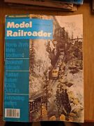 Model Railroader Magazine 1977 Lot Of 8, See Pictures For Months And Condition