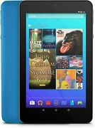 Ematic 7-inch Hd Quad-core Tablet With Android 5.0, Lollipop - Teal - New Sealed