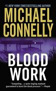 Blood Work By Michael Connelly 1998 Paperback Reprint Dd4232