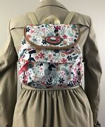 Nwt Lily Bloom Minnie Backpack Sea Garden Eco Karma Bloom Mini Bag 9andrdquo X 9andrdquo X 5andrdquo