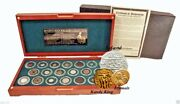 20 Centuries Ad20 Coin Collection From Each Century Of The Common Era Boxed Set