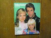 Ap-1983 Detroit News Tv Magheather Oand039rourke/linda Purl/happy Days/henry Winkler