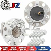 For 2007-2017 Jeep Patriot Fwd-model With 4-wheel Abs [rearqty.2] Wheel Hub