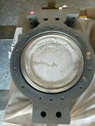 18 Xomox High Performance Butterfly Valve, Class 300, Wafer Style, Carbon Steel