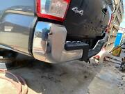 16 17 18toyota Tacoma Rear Bumper Assembly Tow Package No Park Assist No Hitch