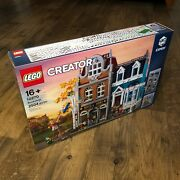 Sold Out New In Hand Lego Creator Bookshop Set 10270 Modular Building Expert
