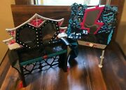 Monster High Doll House Furniture Lot/2 Dressers